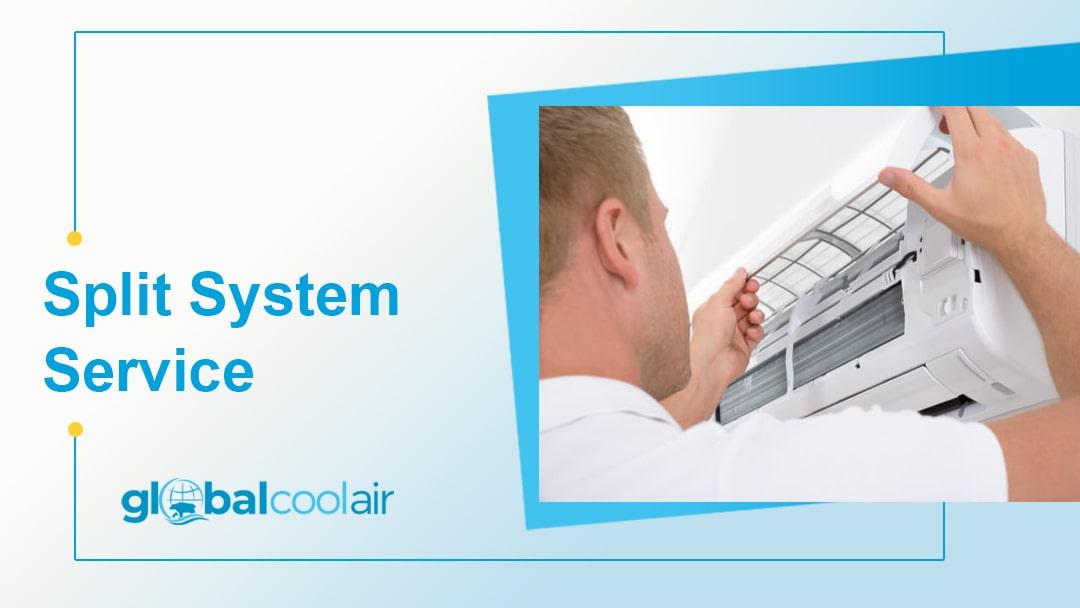 Split system service - Split AC service